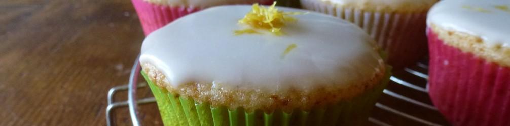 Muffin Vegan al limone