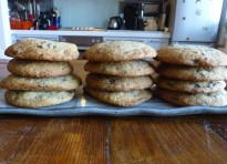 Chocolate chip cookies – biscotti al cioccolato